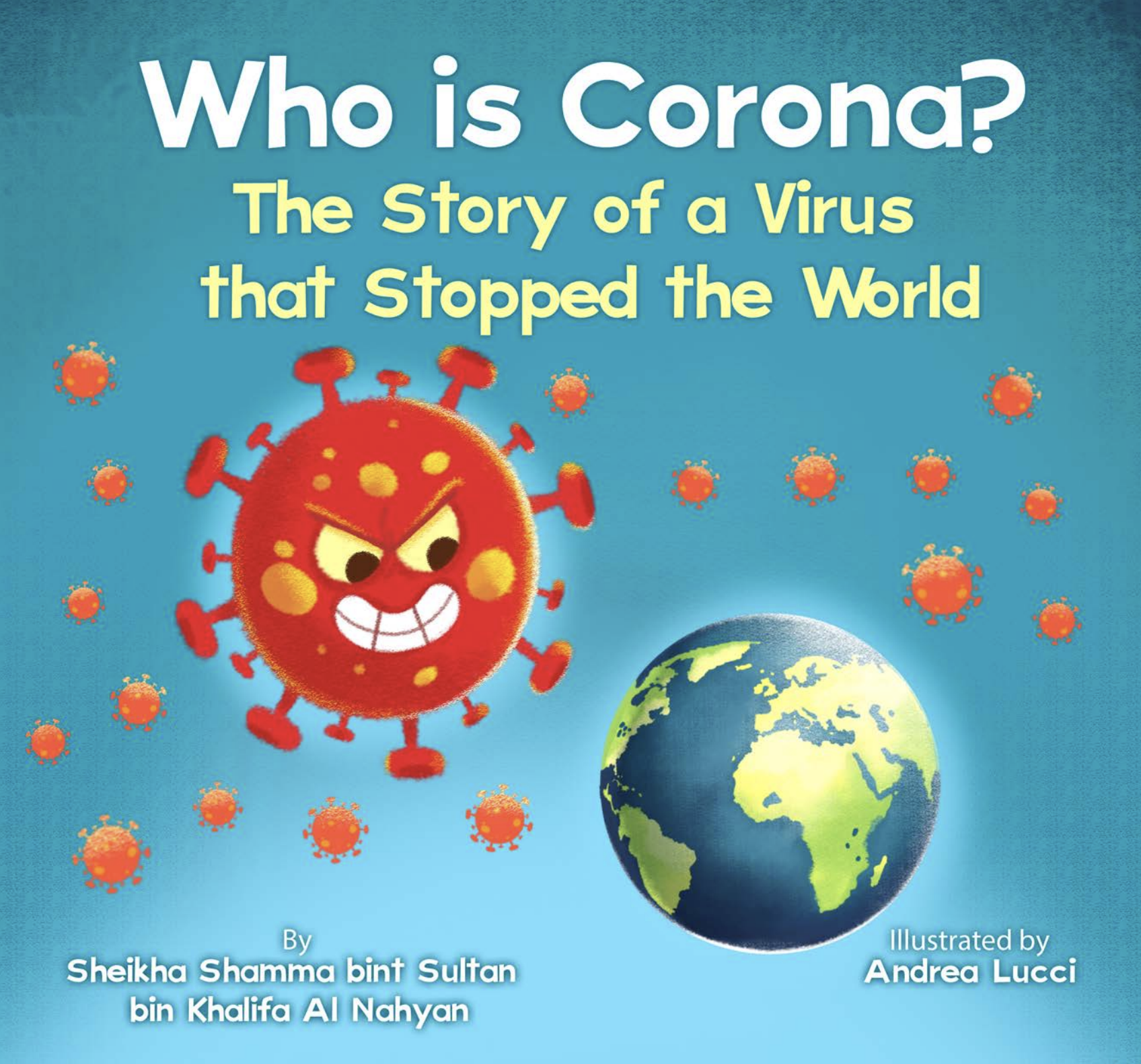 Who is Corona? The Story of a Virus That Stopped the World