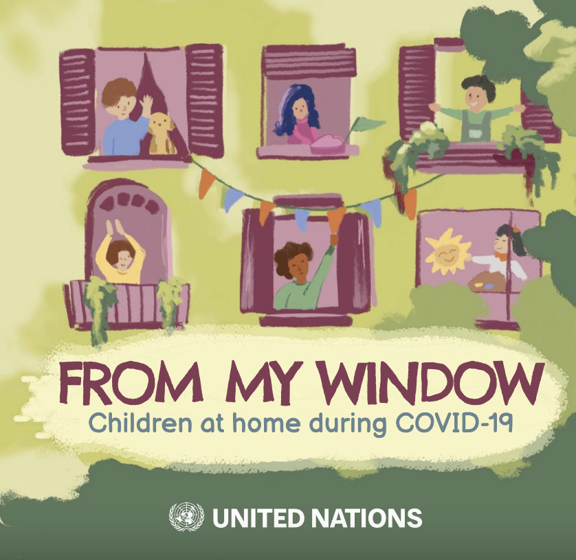 From My Window: Children at Home During COVID-19