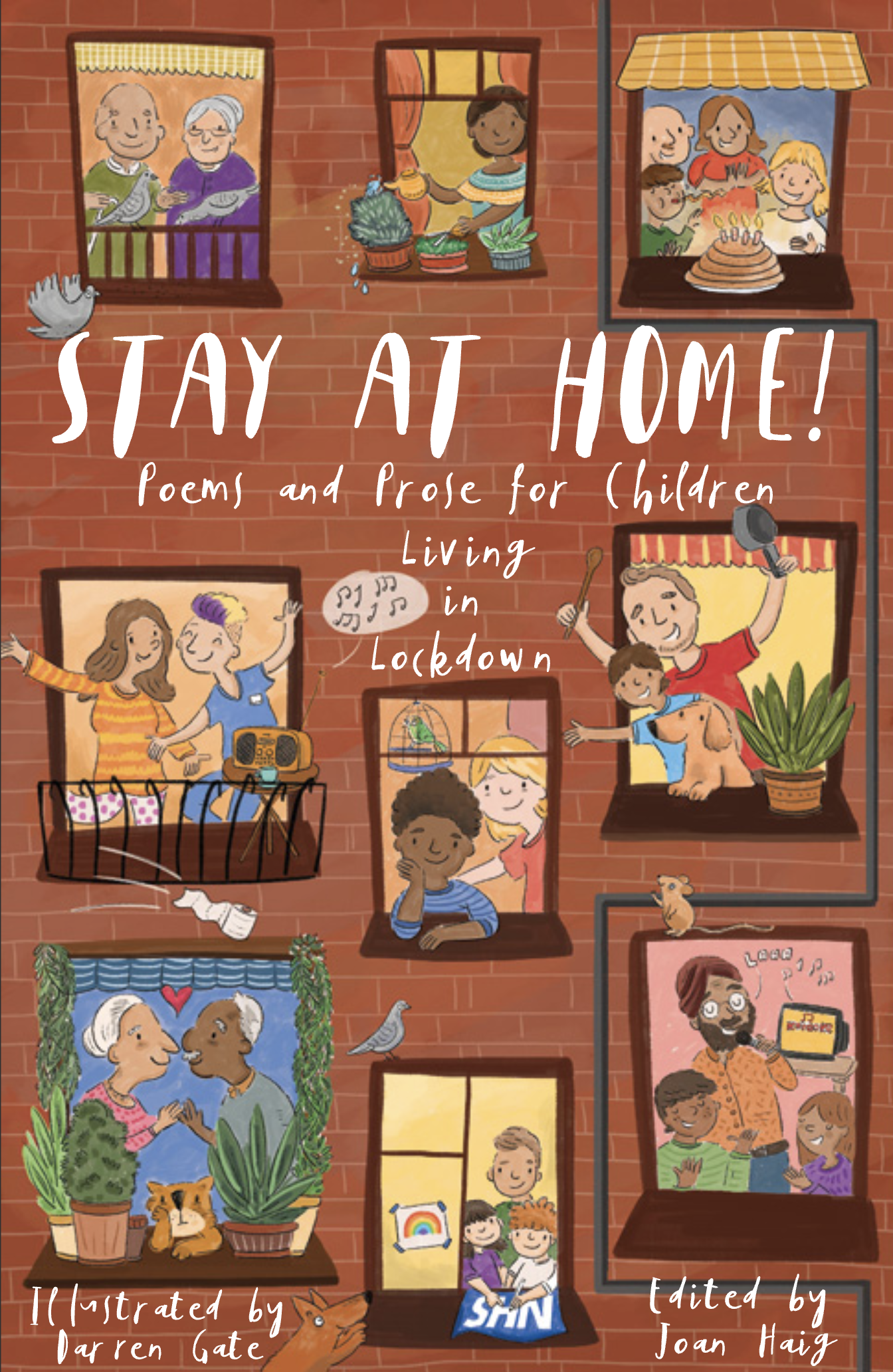 "Stay at Home!"" Poems and Prose for Children Living in Lockdown"