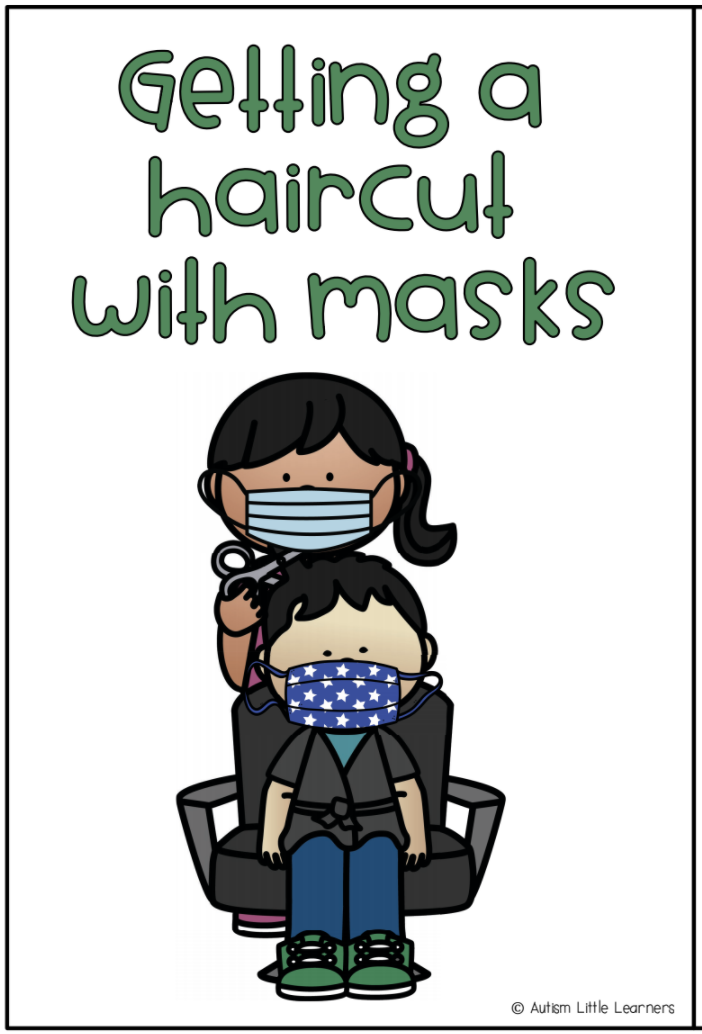 Getting a Haircut with Masks