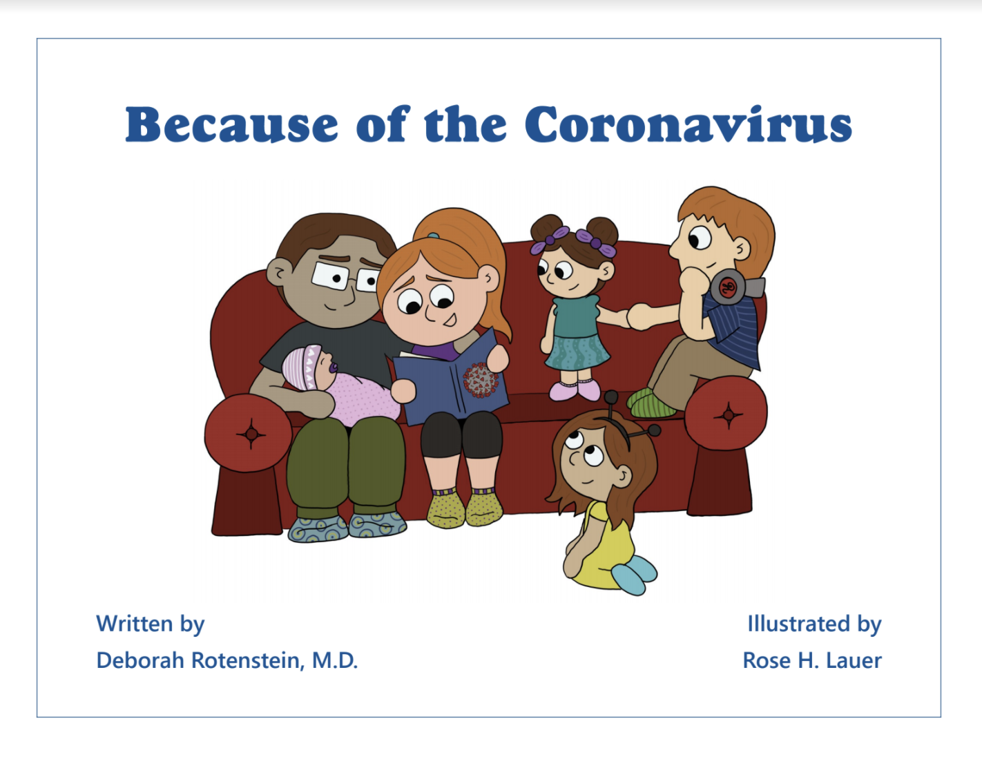 Because of the Coronavirus