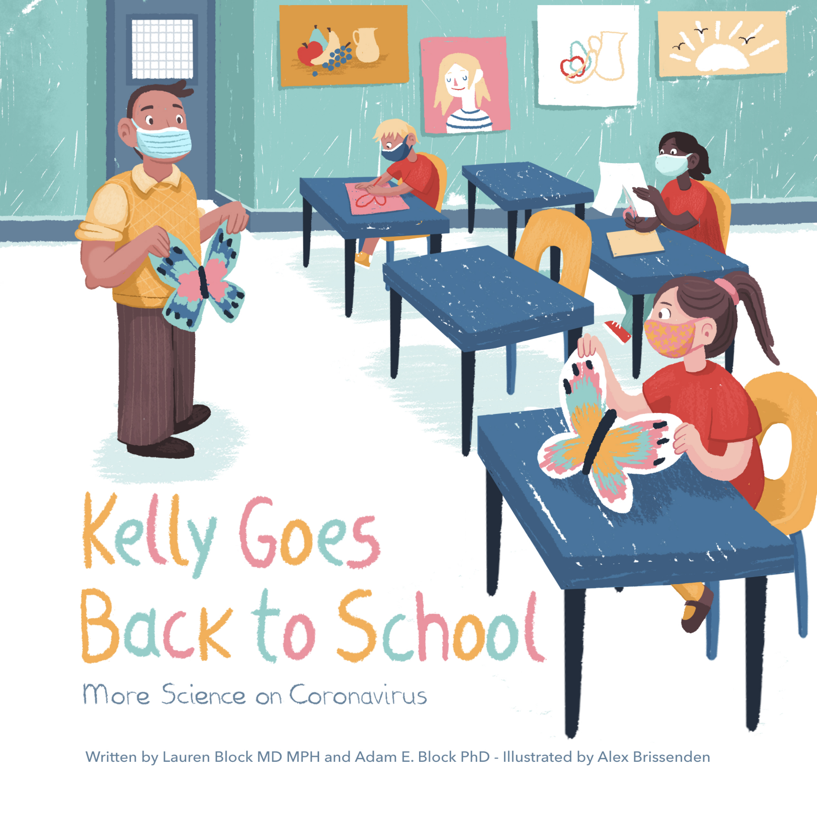 Kelly Goes Back to School: More Science on Coronavirus