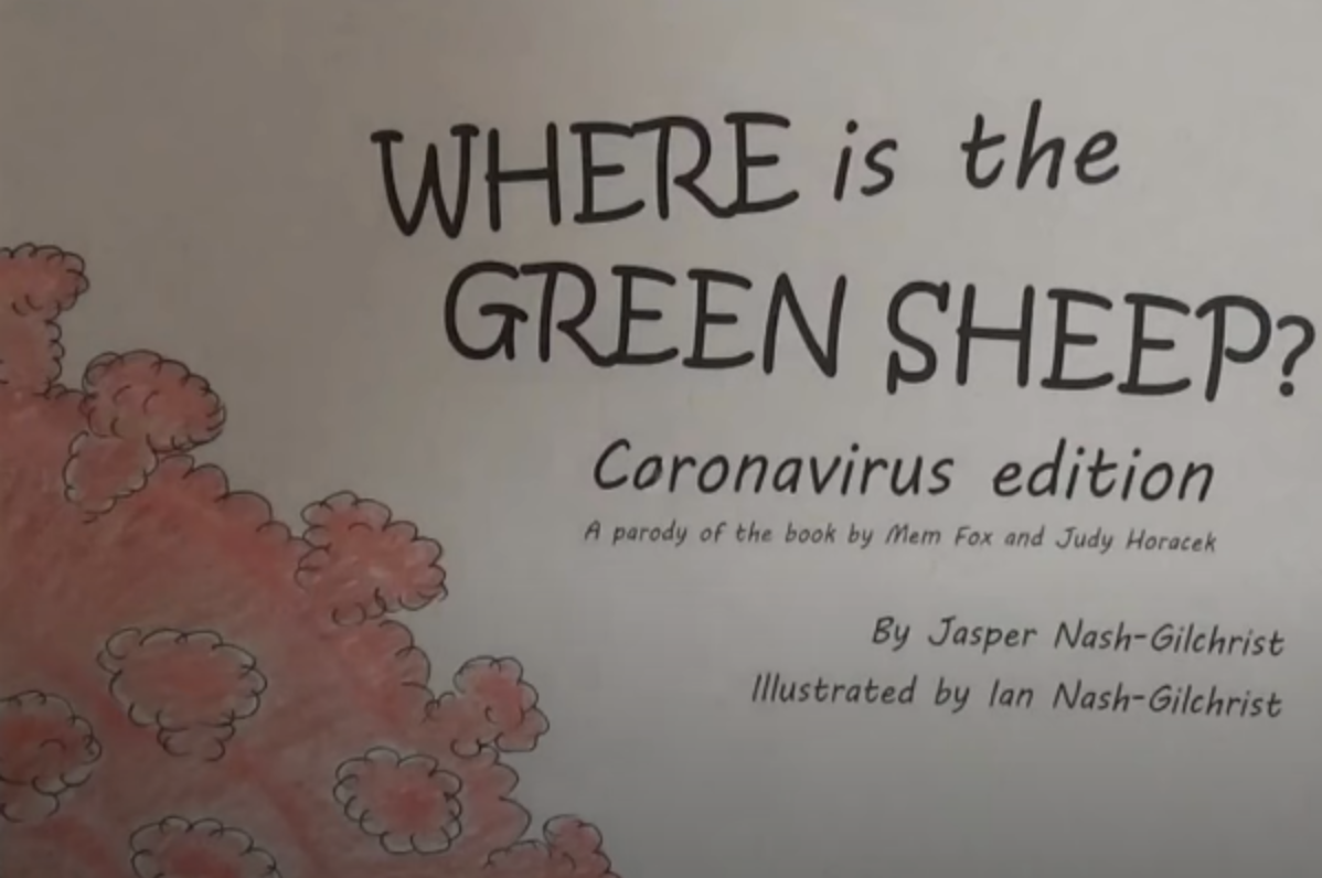 Where is the Green Sheep? Coronavirus Edition