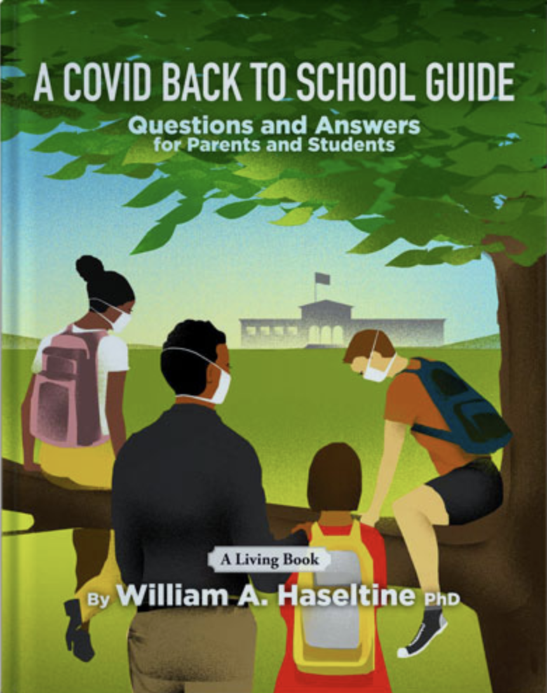 A Covid Back To School Guide: Questions and Answers For Parents and Students