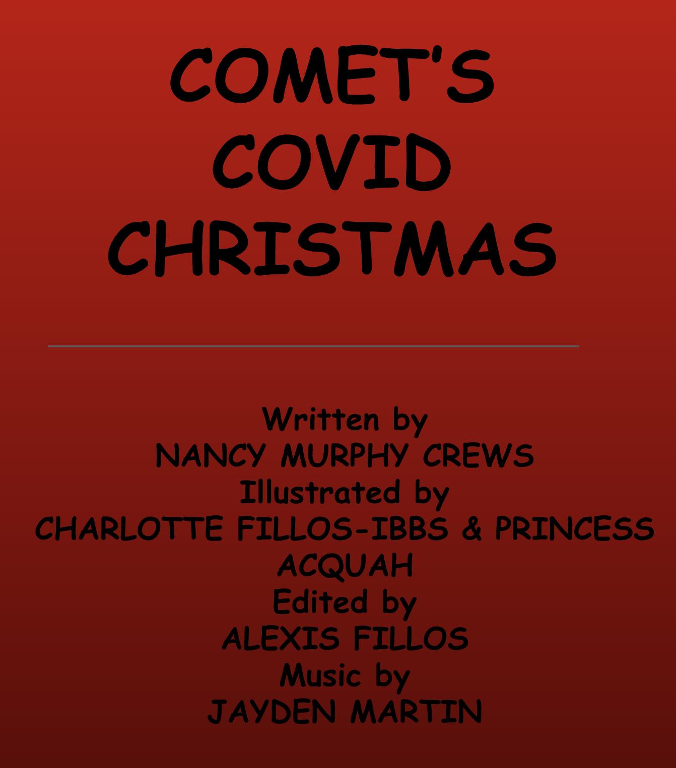Comet's COVID Christmas