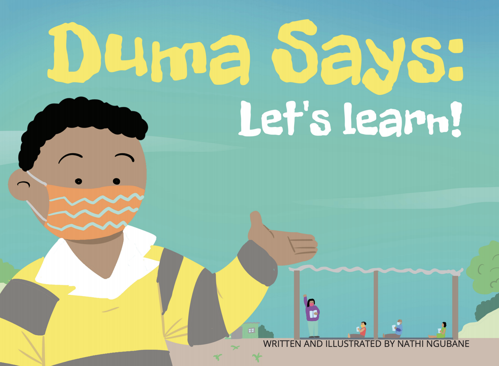 Duma Says: Let's Learn!