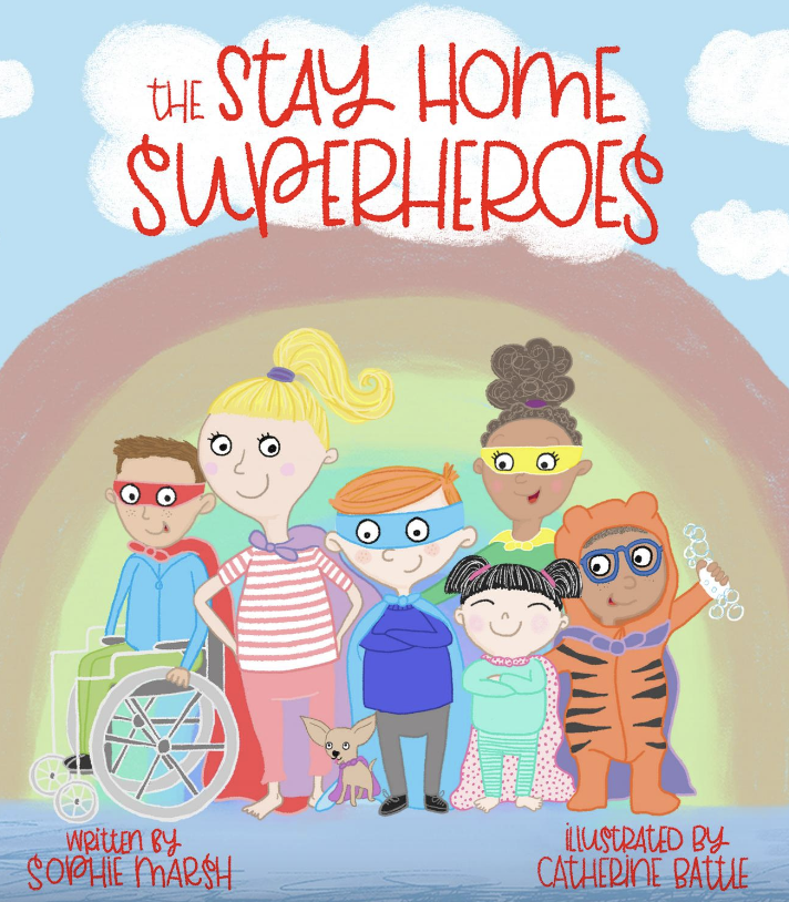 The Stay Home Superheroes