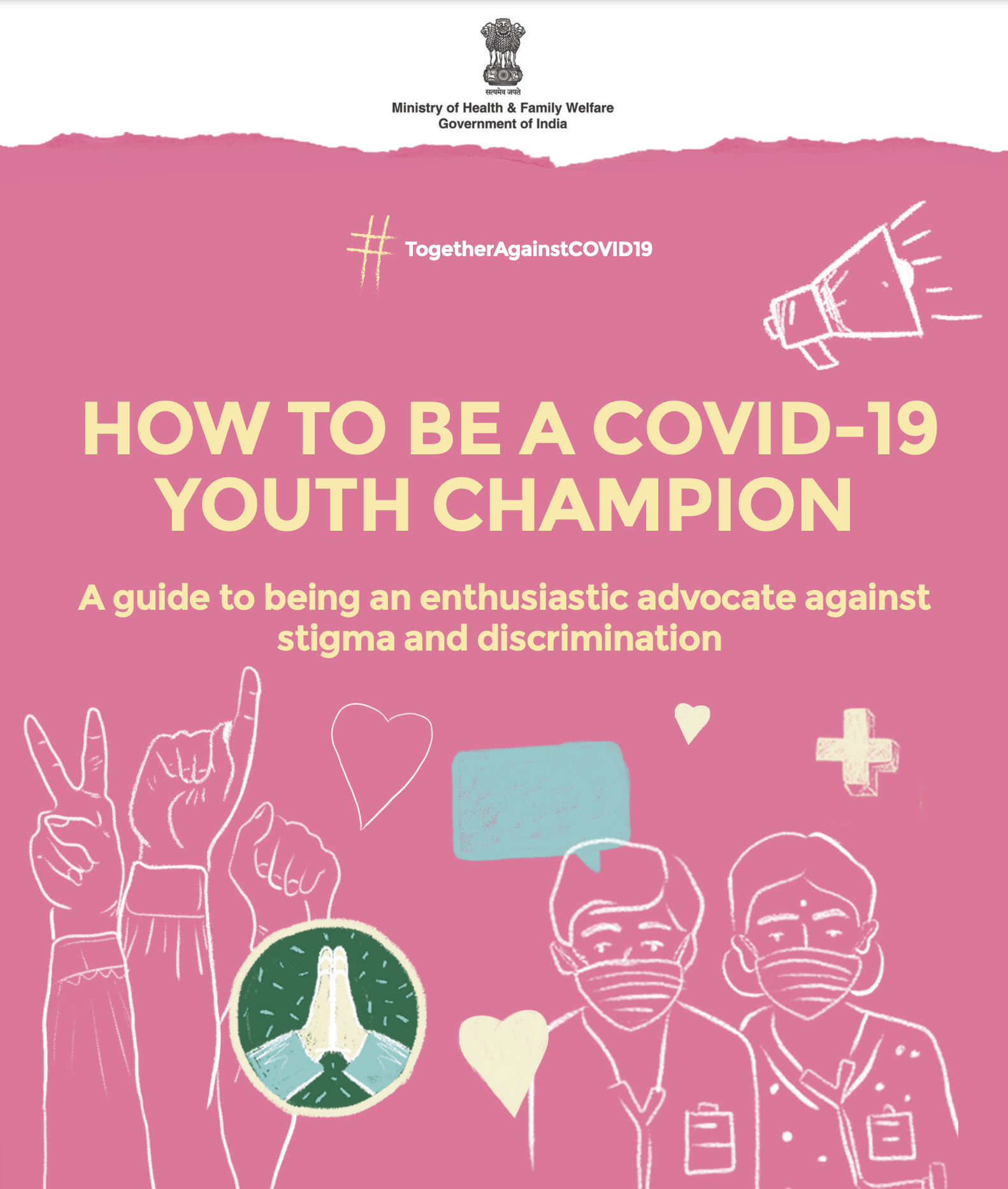 How to Be a COVID-19 Youth Champion