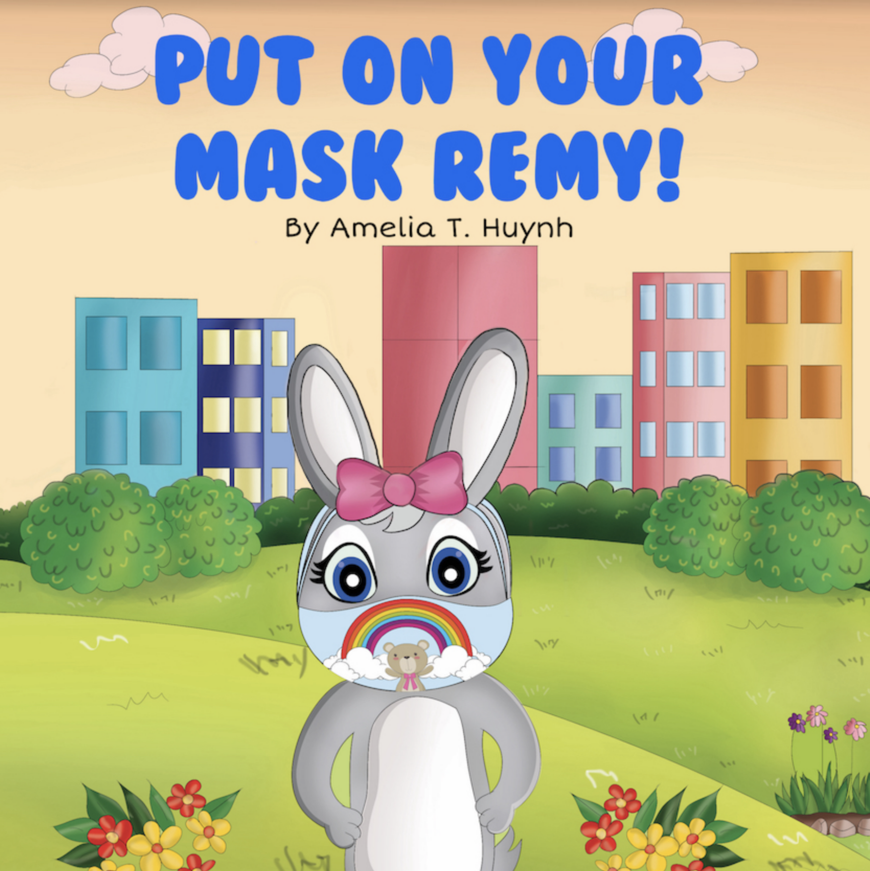 Put on Your Mask, Remy!