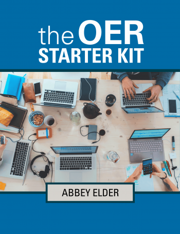 OER Starter Kit Book Cover