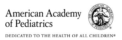 American Academy of Pediatrics logo and seal