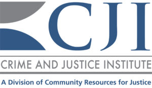 Crime and Justice Institute logo
