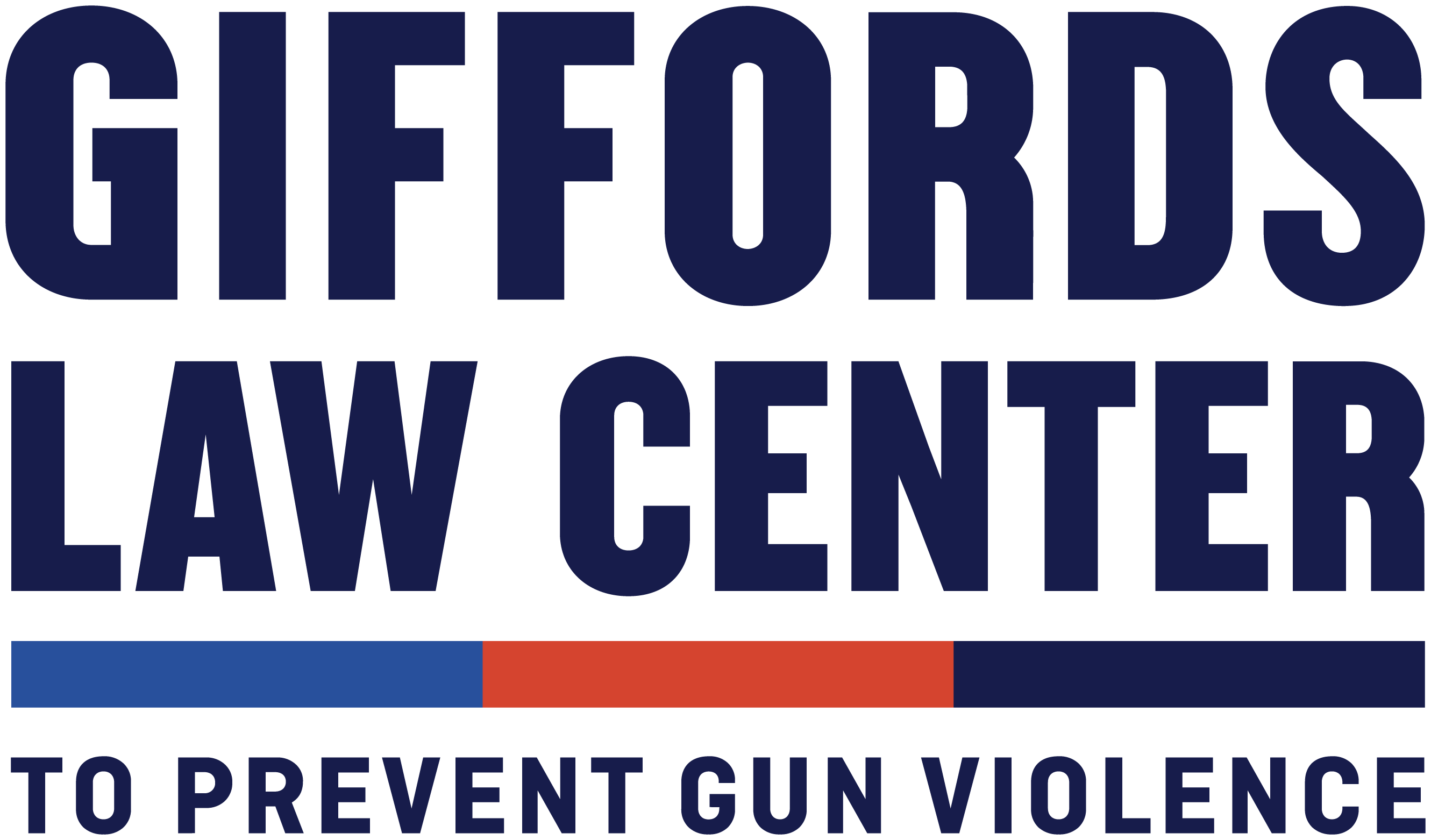 Giffords Law Center logo