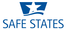 Safe States blue logo