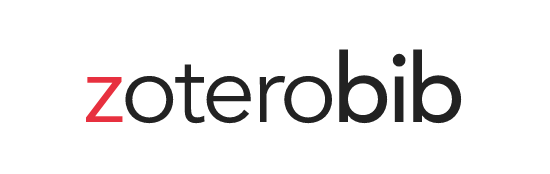 Zoterobib logo. The letter Z is in red, and the remaining letters are in black. Bib is in a bold typeface.