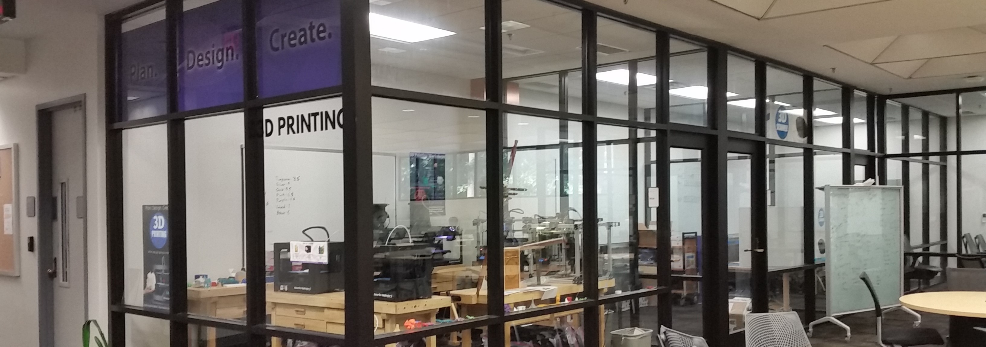 Marston 3D Prototyping Lab