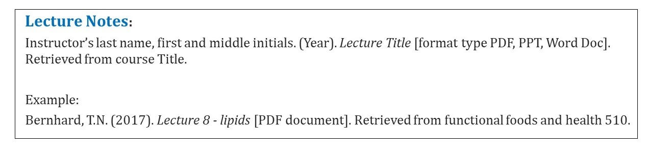 reference_section_lecture