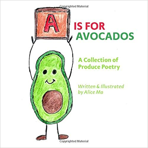 a is for avocado book cover