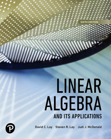 Linear Algebra Cover