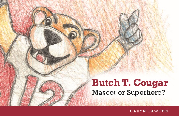 butch t cougar book cover