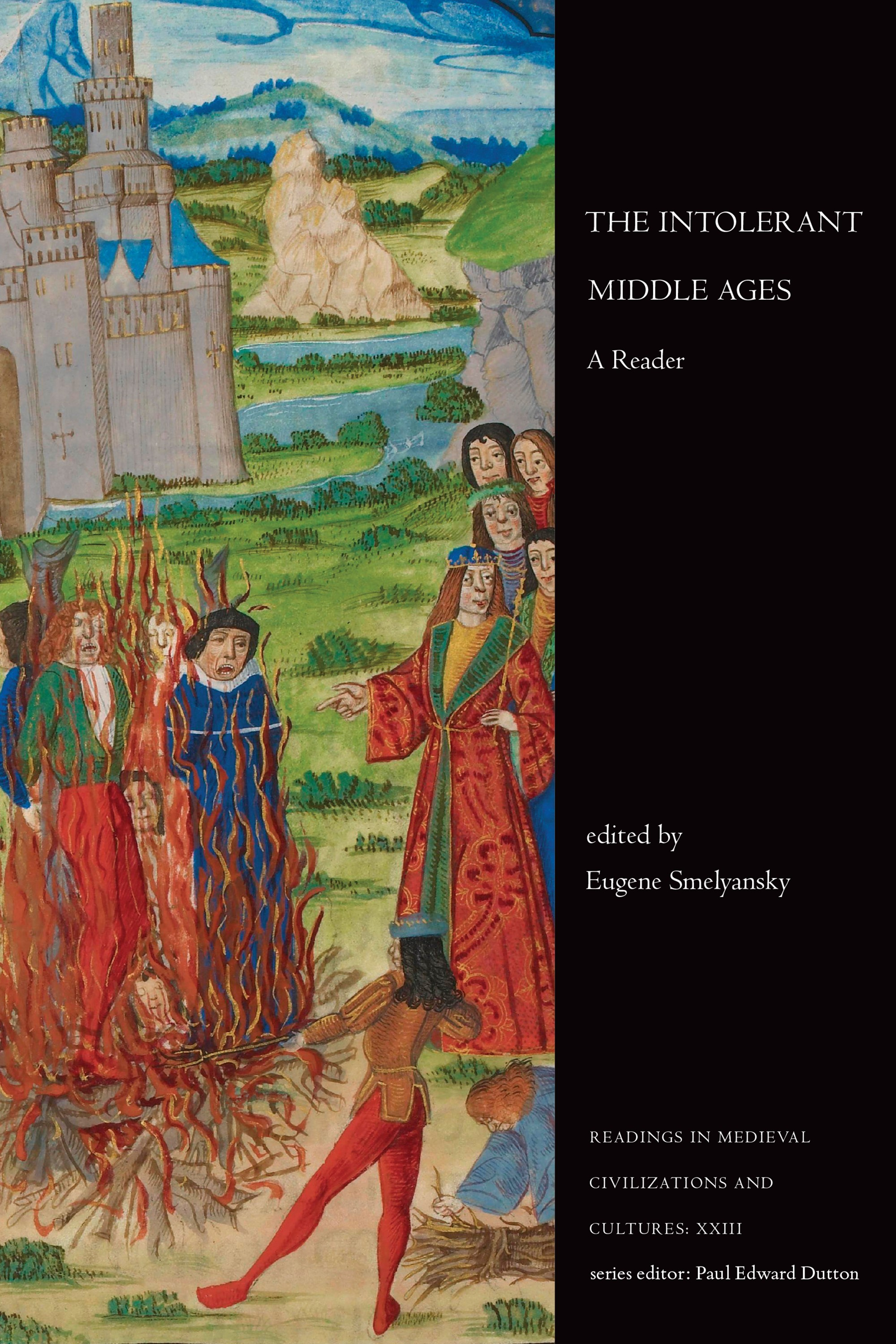 Middle Ages Book Cover