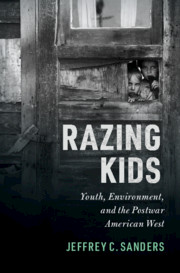 razing kids book cover