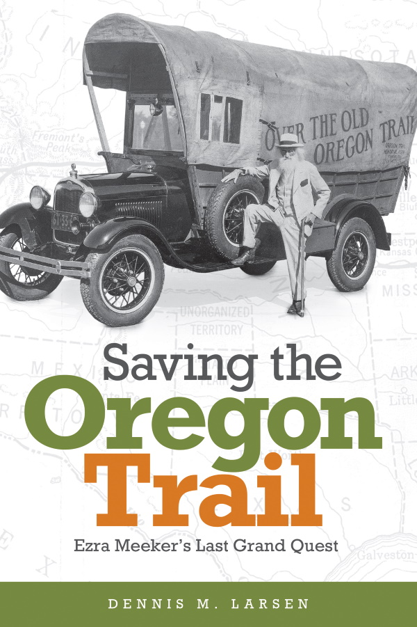 saving the oregon trail book cover