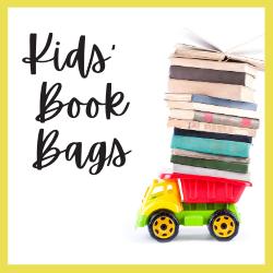 Kids' Book Bags