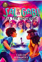 Sal & Gabby Book