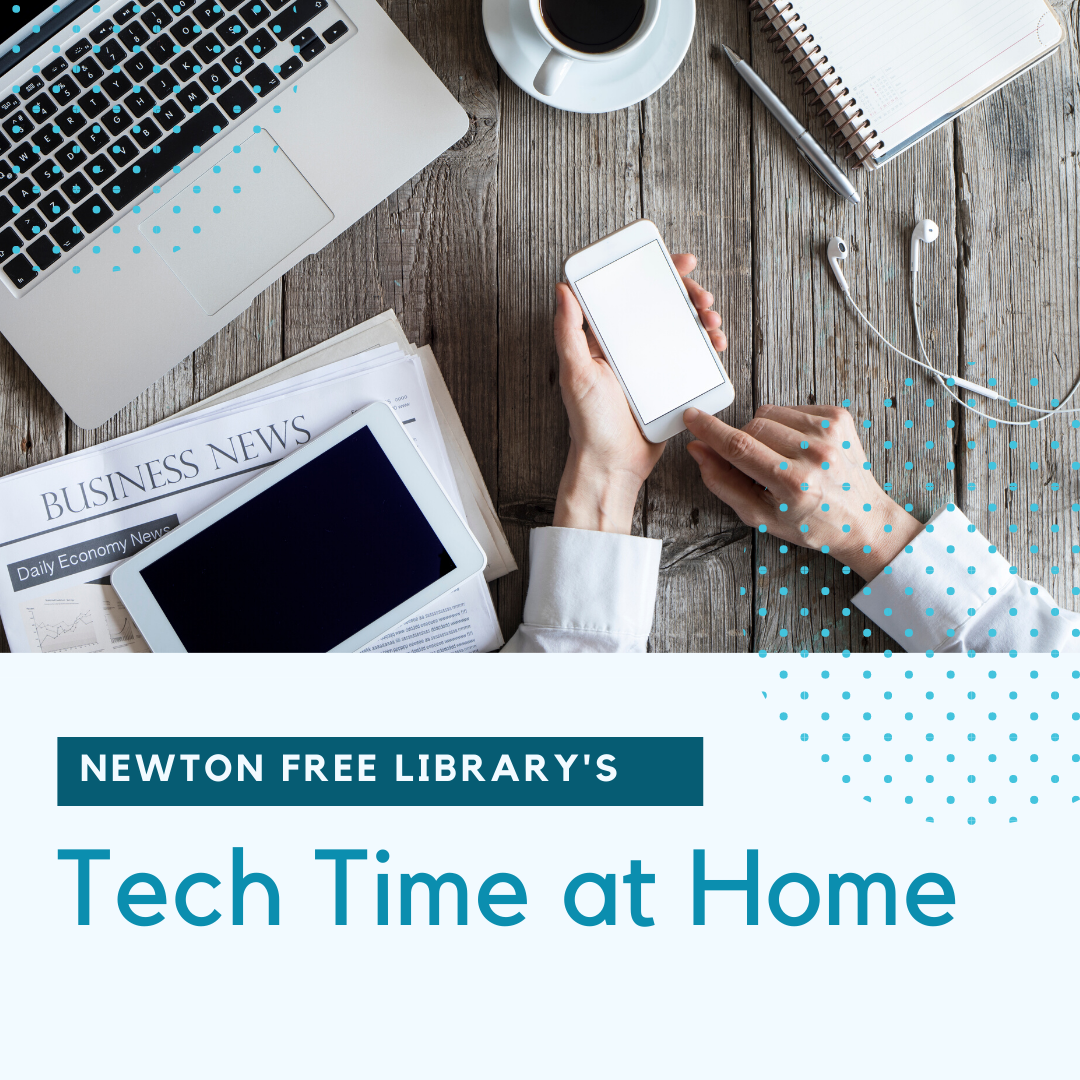 Tech Time at Home