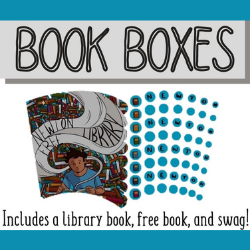 Teen/Tween Book Boxes