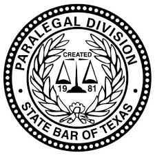 State Bar of Texas Paralegal Division