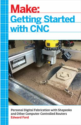 Cover image for Getting Started with CNC