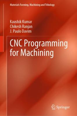 Cover image for ebook CNC programming for Machining