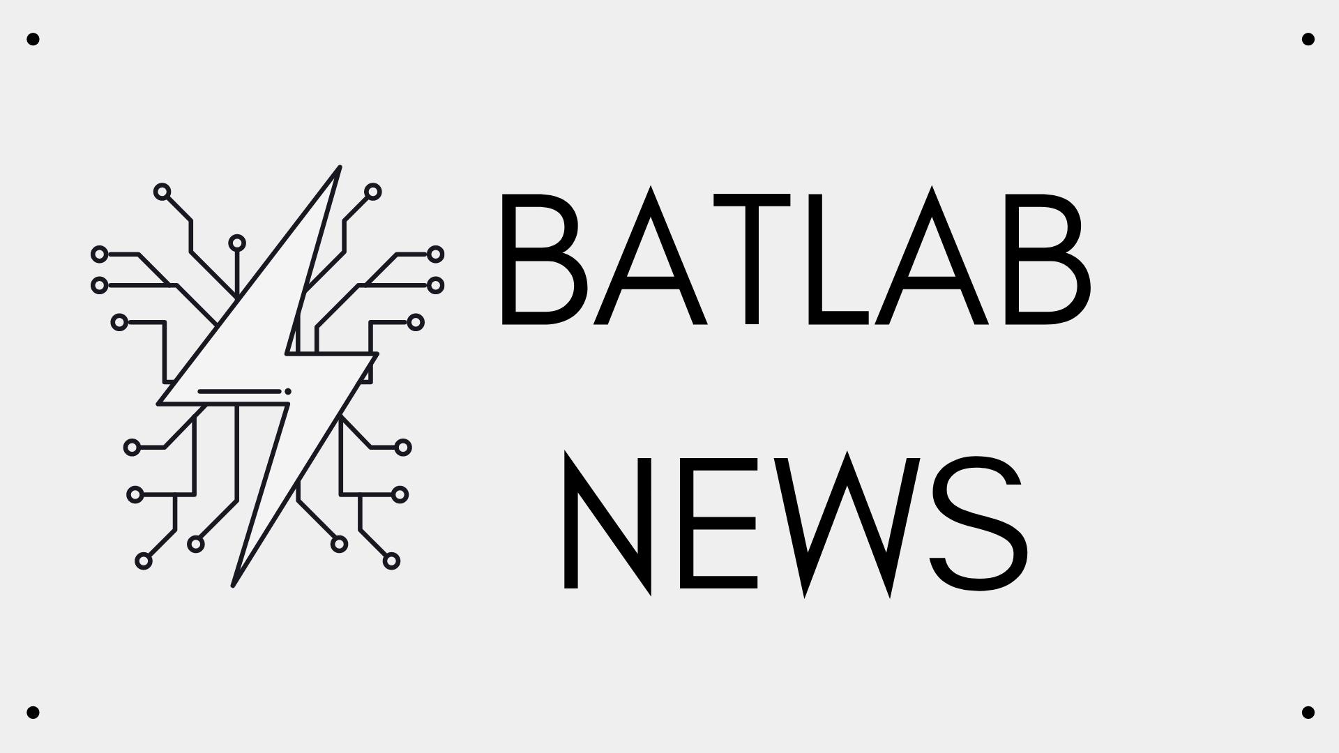 Batlab News