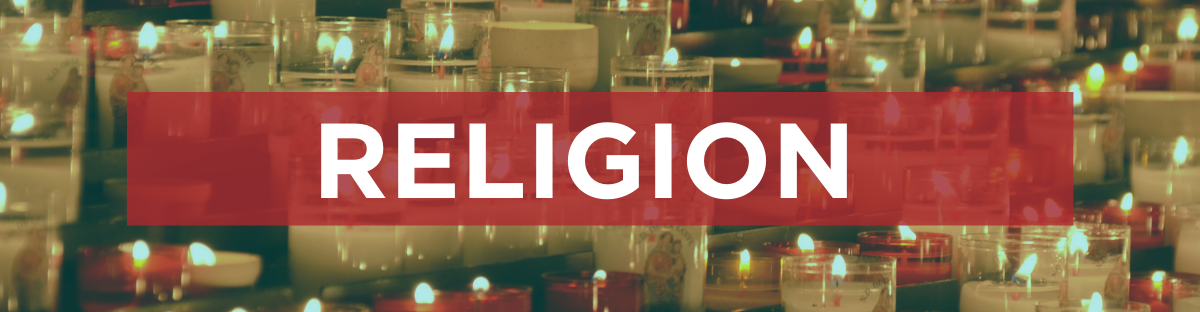 Religion Header picture