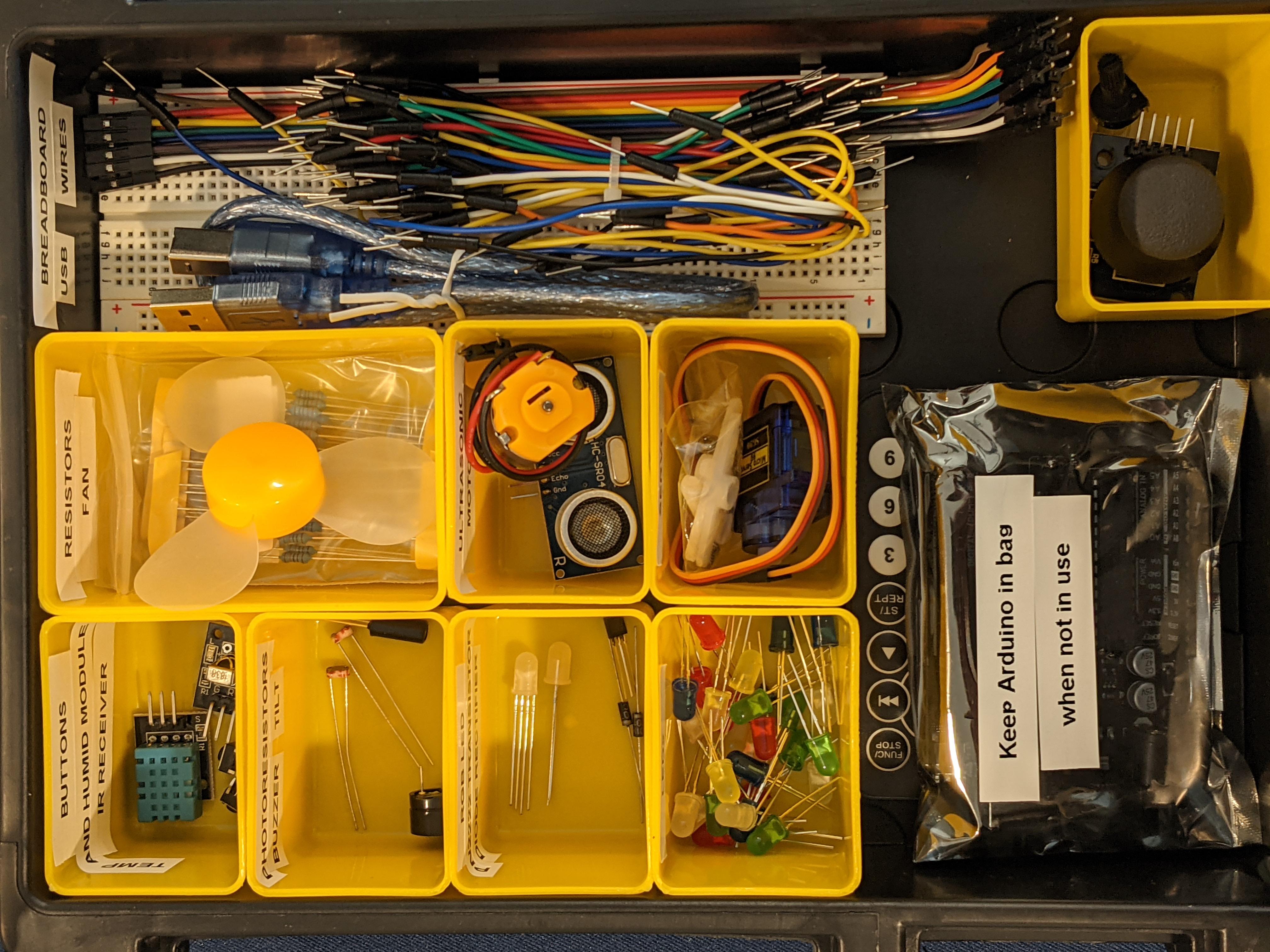 Image of Arduino Kit