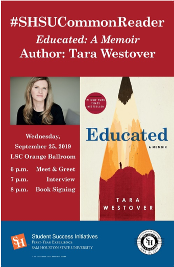 Tara Westover Author Visit