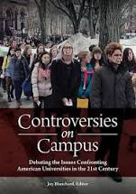 Book title:  Controversies on campus: debating the issues confronting American universities in the 21st century