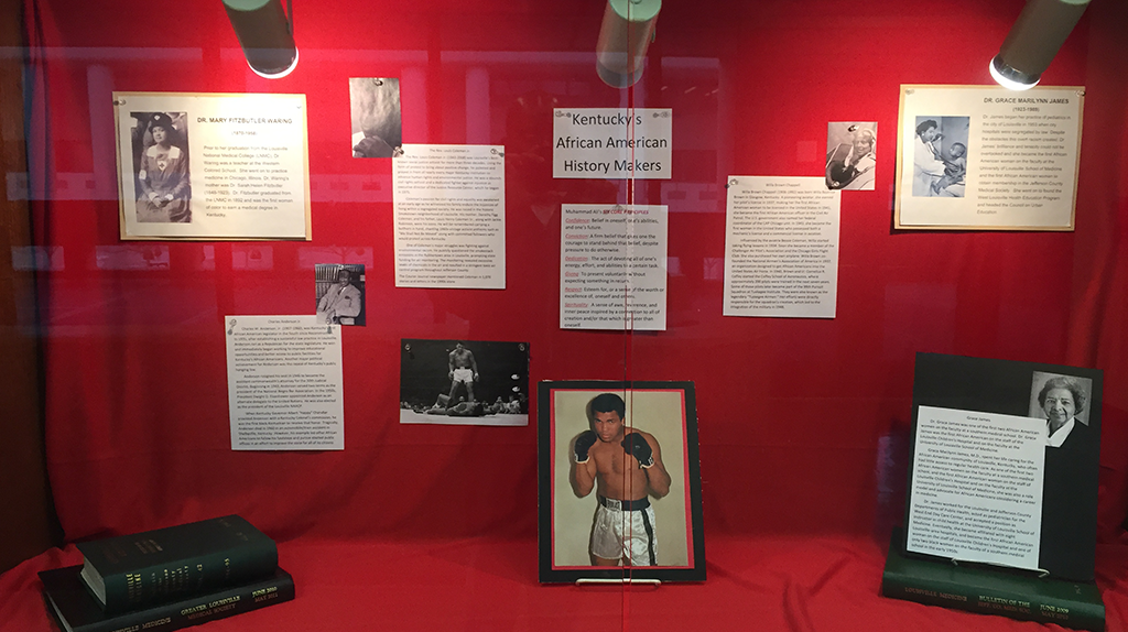 Kentucky's African American History Makers