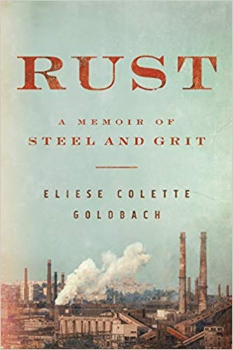 RUST: A Memoir of Steel and Grit  featured image