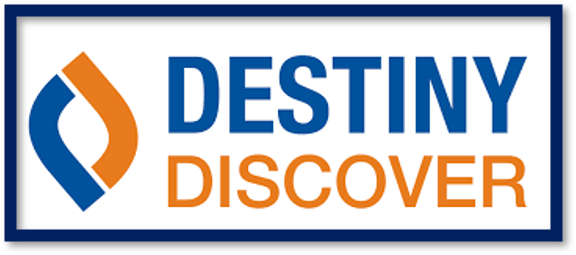 Go to Destiny Library Catalog