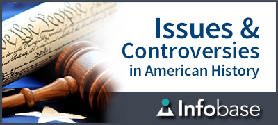 Issues and Controversies history database icon