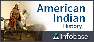 American Indian History Database Logo