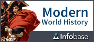 Modern World History Database Logo