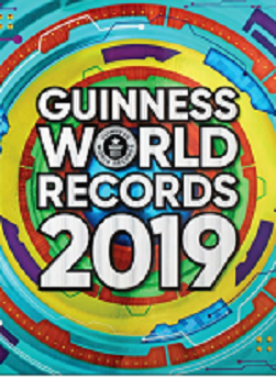 Guinness World records book Cover link to Flipster online magazines