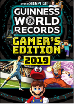 Guinness World Records Gamers edition book Cover link to Flipster online magazines