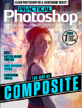 practical photoshop magazine cover link to flipster online magazine