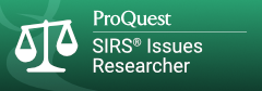Go to Sirs Issues Researcher icon