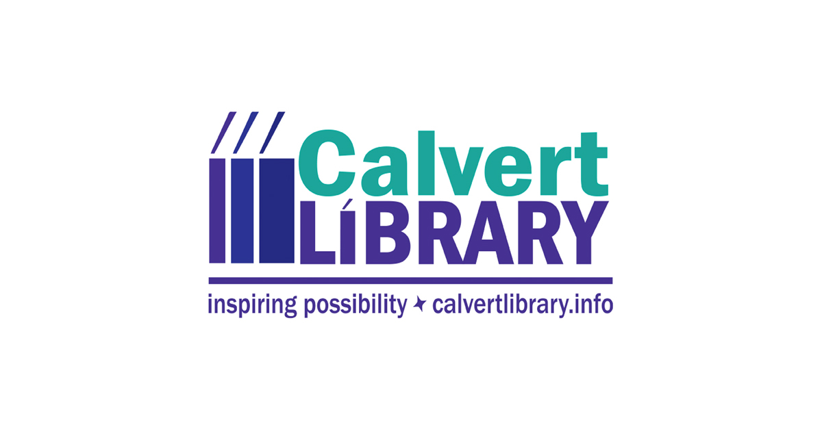 Calvert Library Icon